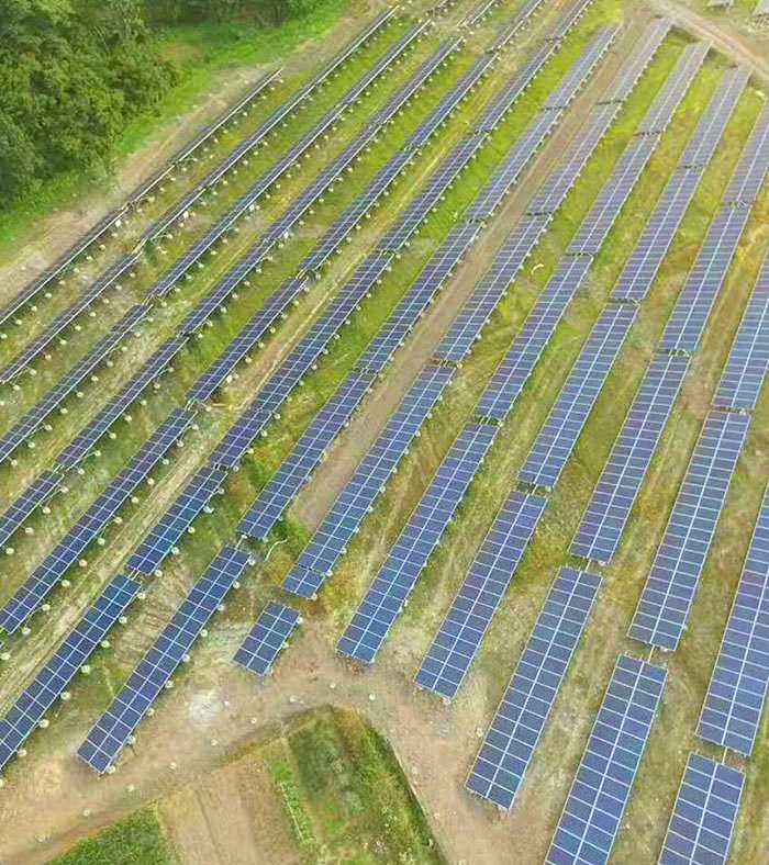 44MW Distributed photovoltaic Project, Anhui, China